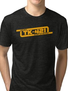 TK-421 Tri-blend T-Shirt