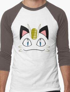 Meowth Men's Baseball ¾ T-Shirt