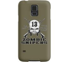Zombie Snipers Light Samsung Galaxy Case/Skin