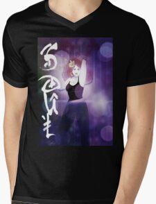 Pop SOUL Mens V-Neck T-Shirt