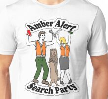 Amber Alert Search Party Unisex T-Shirt