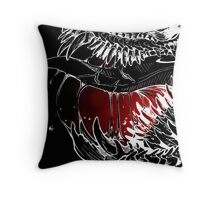 The Guesser is a Mess - Inverted Throw Pillow