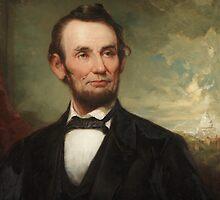 Abraham Lincoln by Bridgeman Art Library