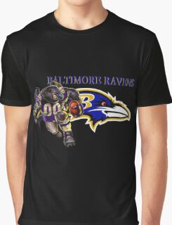 Baltimore Ravens Superbowl 50! Graphic T-Shirt