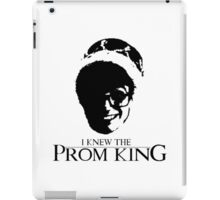Prom King iPad Case/Skin