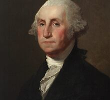 George Washington by Bridgeman Art Library
