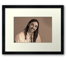 Wedding Guest Framed Print