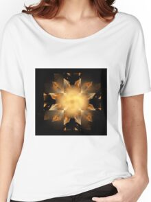 Shapes in Symmetry Women's Relaxed Fit T-Shirt