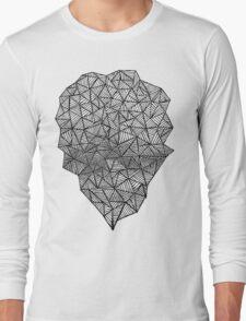 Black Heart Long Sleeve T-Shirt