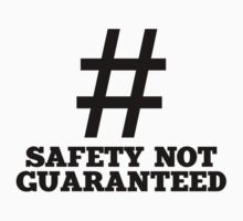 Safety Not Guaranteed Kids Tee
