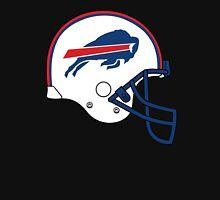 Buffalo bills old helmet Unisex T-Shirt