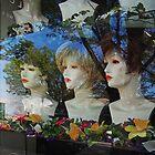 Wig Shop Window by koping