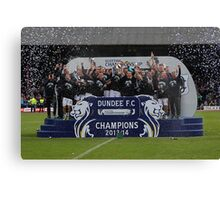 Champions! Canvas Print