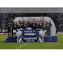 Champions! Photographic Print