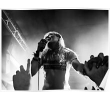 Tonight Alive Print Poster