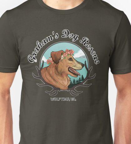 Graham's Dog Rescue Unisex T-Shirt