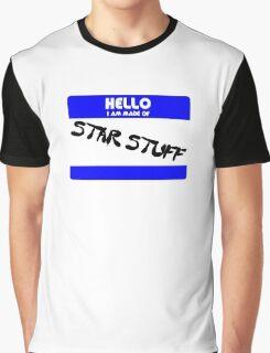 Carl Sagan Tribute Graphic T-Shirt