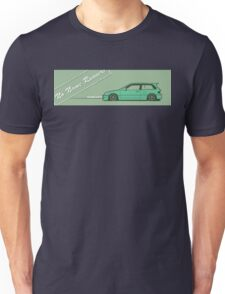 honda civic ef hatchback Unisex T-Shirt