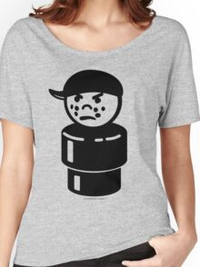 Vintage Toy Bully Tough Kid Women's Relaxed Fit T-Shirt