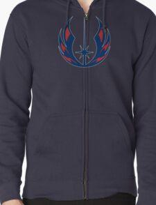 Washington Capitals Star Wars Mashup Zipped Hoodie