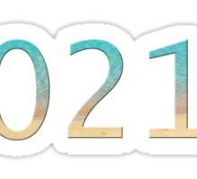 90210 Sticker
