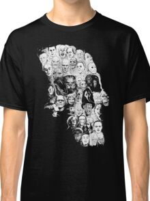 horror skull Classic T-Shirt