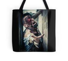 Zombie Feeding Tote Bag