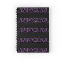 Asexual - Star Wars Spiral Notebook