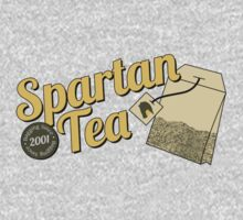 Spartan Tea One Piece - Long Sleeve