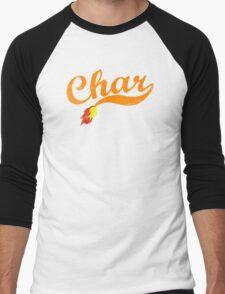 Char Men's Baseball ¾ T-Shirt