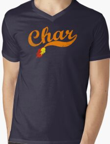 Char Mens V-Neck T-Shirt