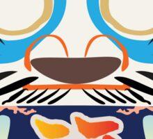 Japanese Art Sticker