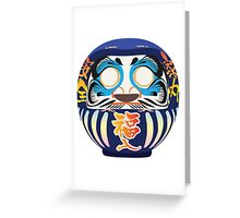 Japanese Art Greeting Card