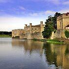 """The Loveliest Castle in the World"" by larry flewers"