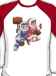 Ice Climbers Popo & Nana T-Shirt