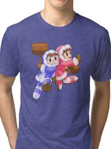Ice Climbers Popo & Nana Tri-blend T-Shirt