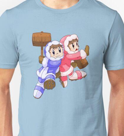 Ice Climbers Popo & Nana Unisex T-Shirt