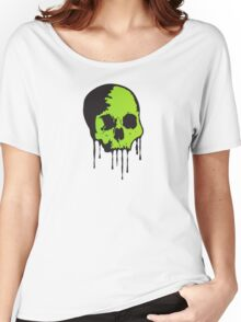 Toxic Death  Women's Relaxed Fit T-Shirt