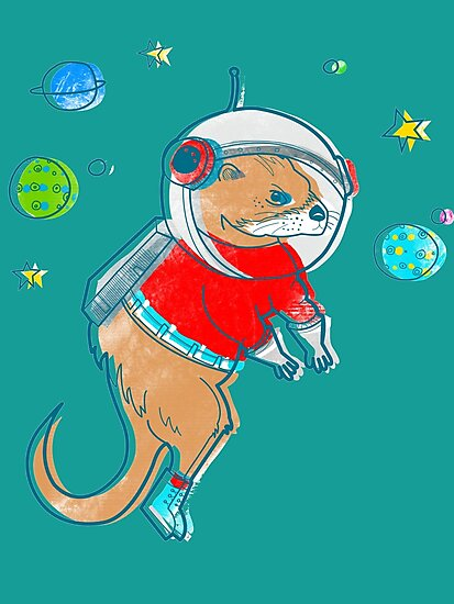 Otter Space  by fixtape