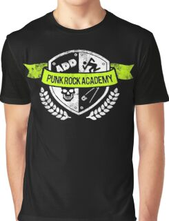 Punk Rock Academy Graphic T-Shirt