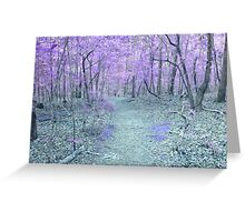 Fairy Walk Way Greeting Card
