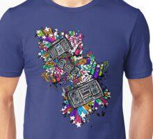 Blaster Shaz Unisex T-Shirt