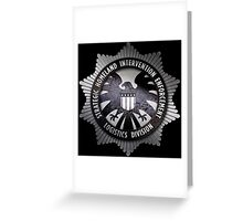 Agent Of SHIELD Greeting Card