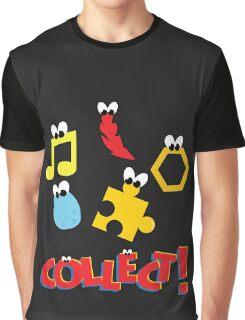 Banjo-Kazooie - Collect! Graphic T-Shirt