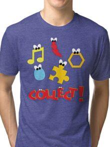 Banjo-Kazooie - Collect! Tri-blend T-Shirt