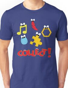 Banjo-Kazooie - Collect! Unisex T-Shirt