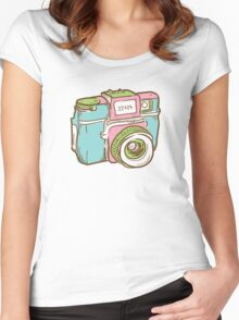 Holganator  Women's Fitted Scoop T-Shirt