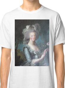 Marie Antoinette, Queen of France Classic T-Shirt