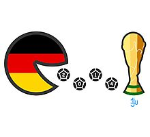 Germany World Cup 2014 Photographic Print
