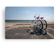 Two If By The Sea Canvas Print